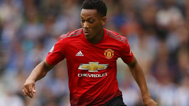 Manchester United 'refusing to sell Anthony Martial'
