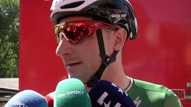 Viviani: We want to win today and in Madrid