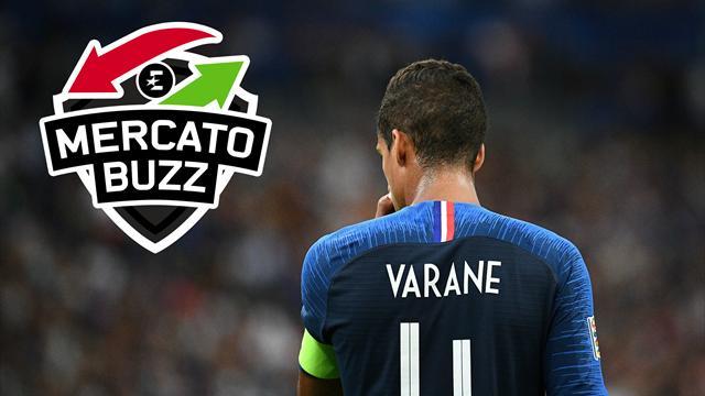 Varane, bientôt le joueur le plus cher de Premier League ?