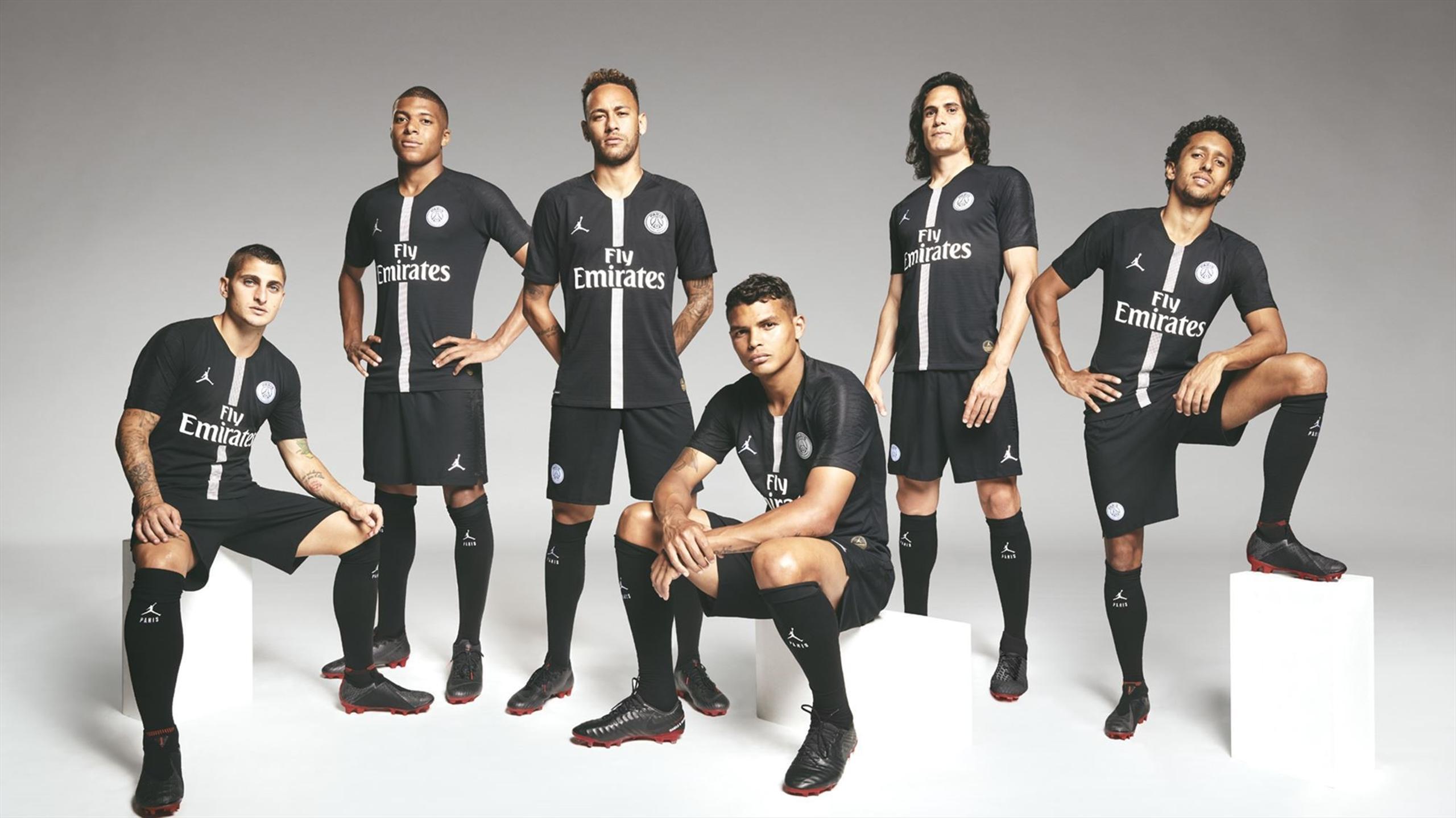 tuta Paris Saint-Germain nazionali