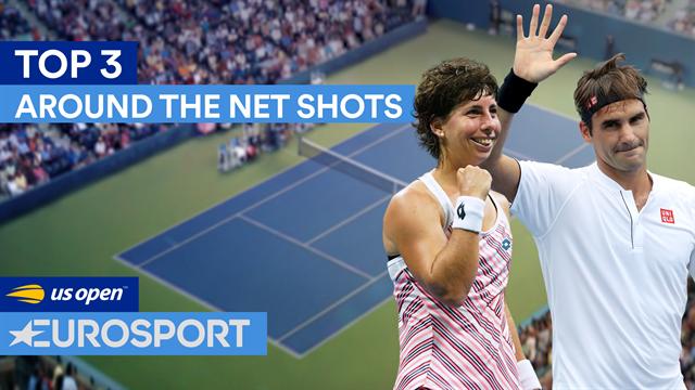 US Open2018: El prestigioso podio en el que se ha colado Carla Suárez