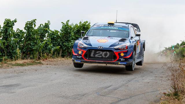 Türkei-Rallye: Mikkelsen erster Spitzenreiter