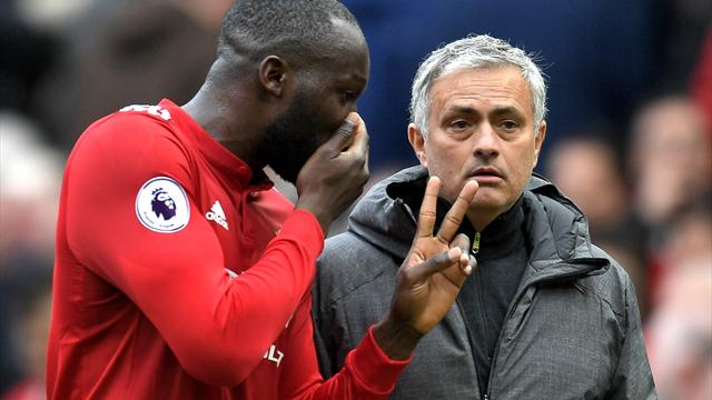 Mourinho warned about 'big baby' Lukaku before Belgian's move in 2017