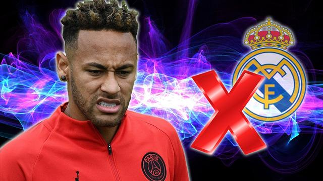Euro Papers: PSG chief fires Neymar warning at Madrid