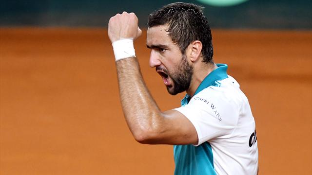 Cilic – Tiafoe EN DIRECT