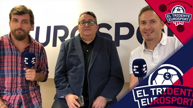 """El Tridente Eurosport: """"El nuevo horario Champions llenará los estadios de japoneses"""""""