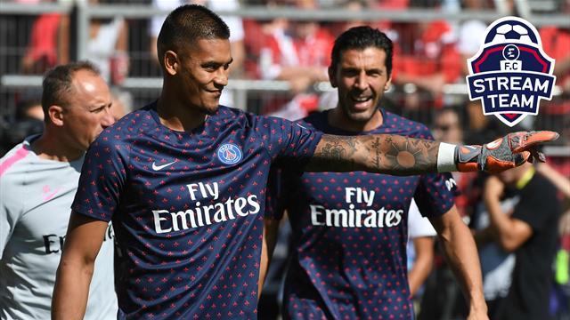 «Quand les gros matches arriveront, la situation entre Areola et Buffon générera de la frustration»