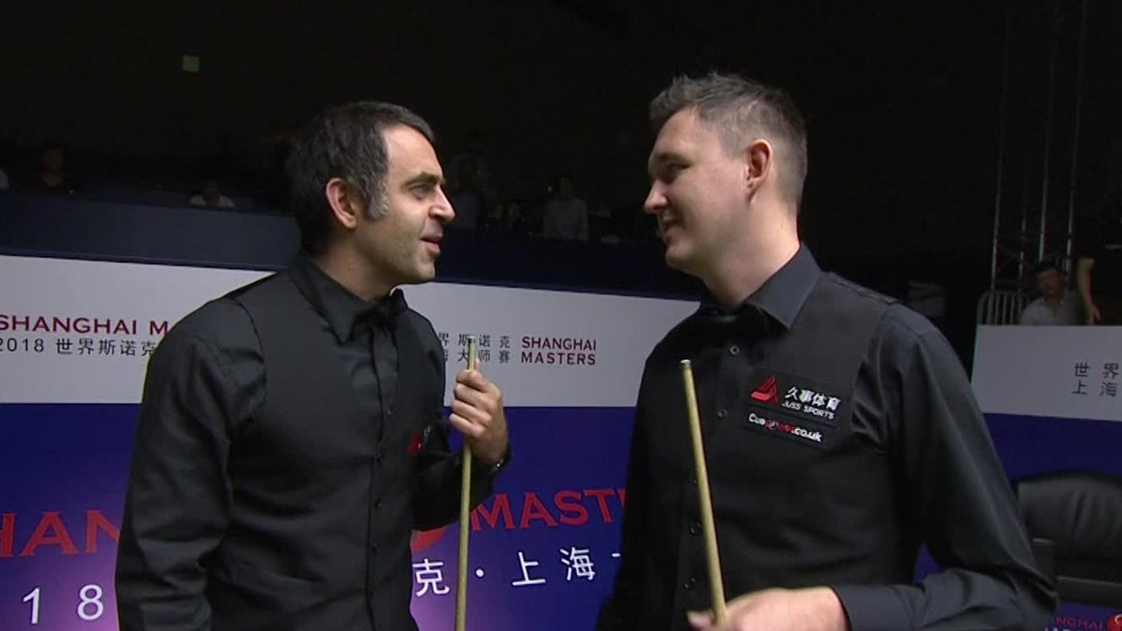 shanghai masters snooker 2019