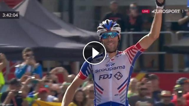 Simon Yates ipoteca la Vuelta, Thibaut Pinot fa bis di tappa ad Andorra