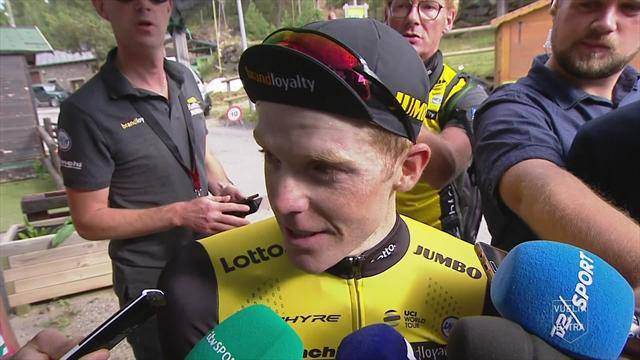 Kruijswijk: I couldn't go any faster