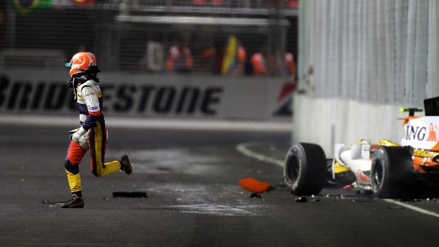 Singapour 2008 : Piquet au bout du scandale et de la honte pour faire gagner Alonso