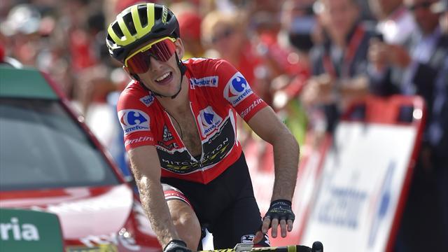 Pinot capitalise, Yates consolide, Valverde s'affaisse : Les moments-clés de la 19e étape