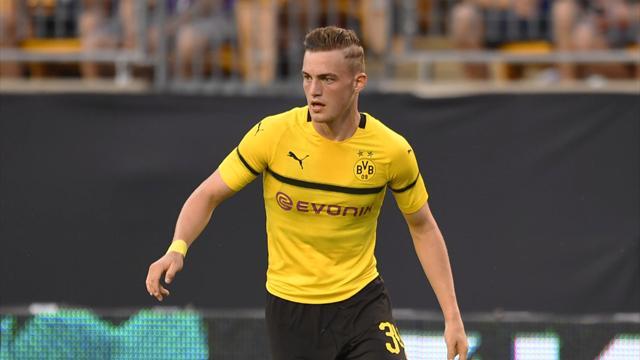 Startelf-Debüt für BVB-Youngster Bruun Larsen, Götze wieder auf der Bank