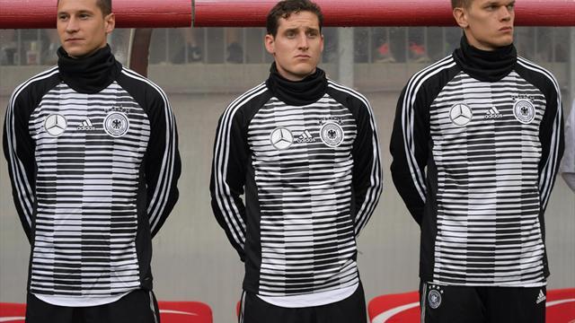 """Rudy ohne Sorge um seine DFB-Zukunft: """"Bei nächster Nominierung sieht es anders aus"""""""