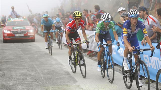 Schlüsselmomente 21. Etappe: Die besten Szenen der Vuelta a España