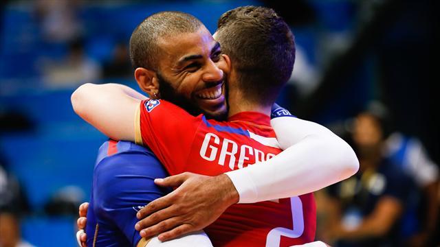 Nations League : Tous les matches de l'équipe de France sont à suivre sur Eurosport