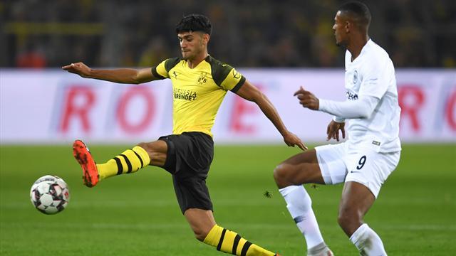 Borussia Dortmund - Eintracht Frankfurt jetzt live im TV und im Eurosport Player