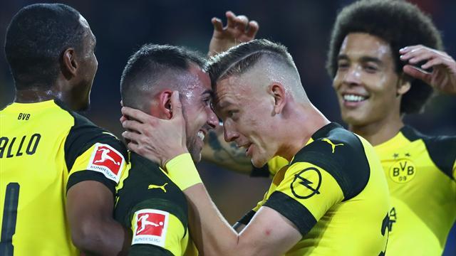 3 Dinge, die beim BVB-Sieg auffielen: Drei Neuzugänge, drei Treffer