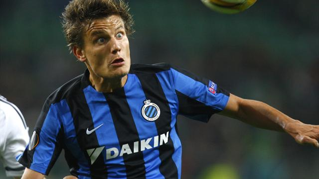 Dortmund-Gegner Brügge siegt in letzter Sekunde