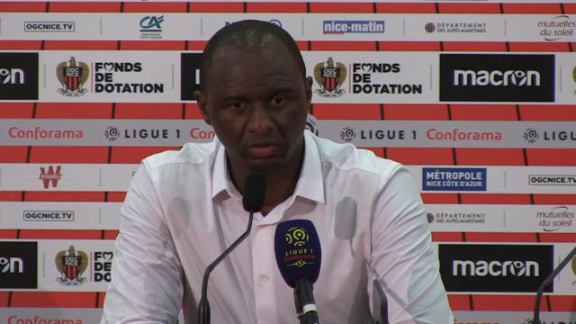 Vieira : ''J'ai aimé l'état d'esprit''