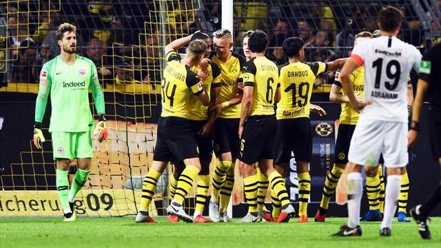 """""""Das Ergebnis ist enttäuschend"""": Die Stimmen zu Dortmund gegen Frankfurt"""