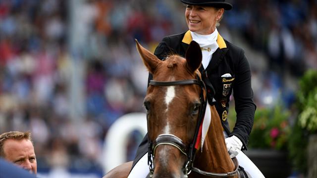 Werth gewinnt Gold im Grand Prix Special