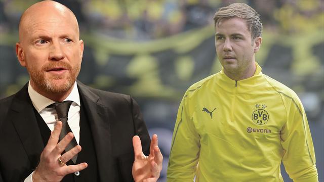 """Sammer stellt bei Eurosport klar: """"Götze-Thema ist eine Scheindiskussion"""""""