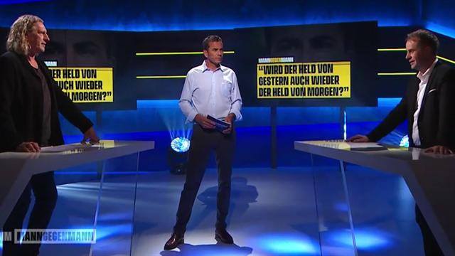 """Falk kontert Schulz: """"Wie Götze mit dem Ball umgeht, davon konntest du nur träumen"""""""