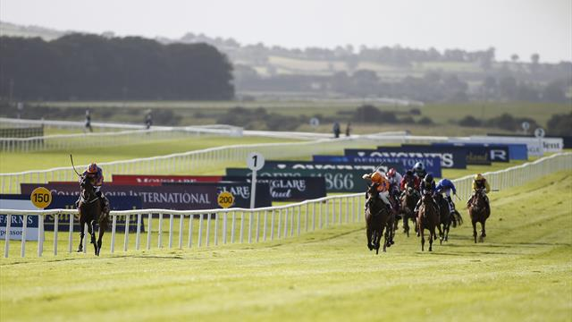 Leopardstown and The Curragh all set for the Longines Irish Champion Weekend