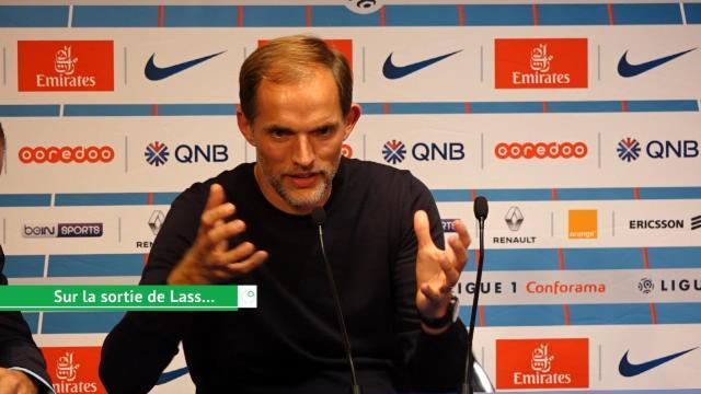 Tuchel : ''Je n'ai pas encore le onze de Liverpool en tête''