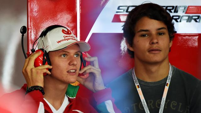 """Arrivabene: """"Le porte per Mick Schumacher in Ferrari saranno sempre aperte, ma va lasciato crescere"""""""