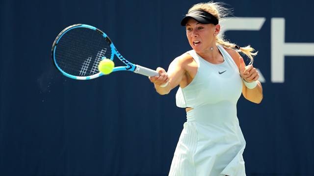 A 17 ans, Anisimova atteint sa toute première finale
