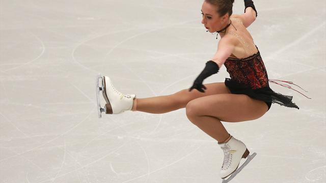 Eiskunstlauf: Weinzierl enttäuscht beim Saisonstart