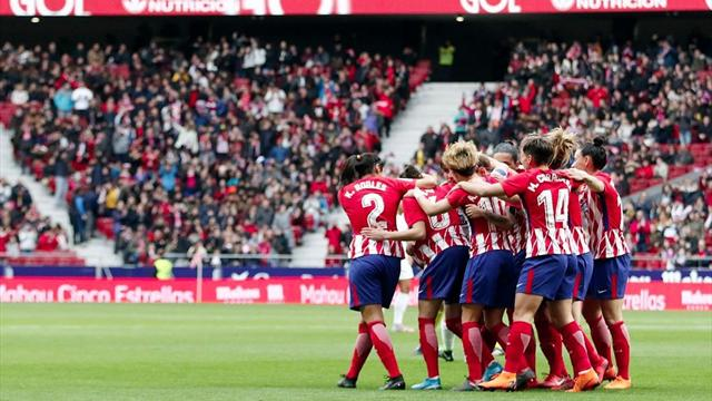 El Atleti-Barça femenino de semifinales de Copa se jugará este domingo a las 11:00 en Majadahonda