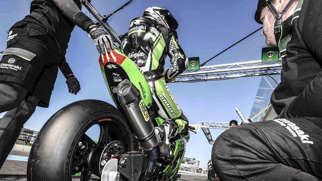 SRC Kawasaki France confirms lead