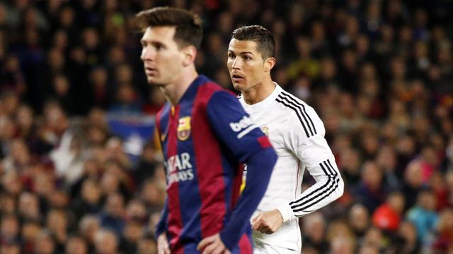 Криштиану: «Соперничество между Роналду и Месси только начинается»