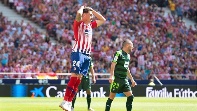 Avant Monaco, l'Atlético se rassure à peine