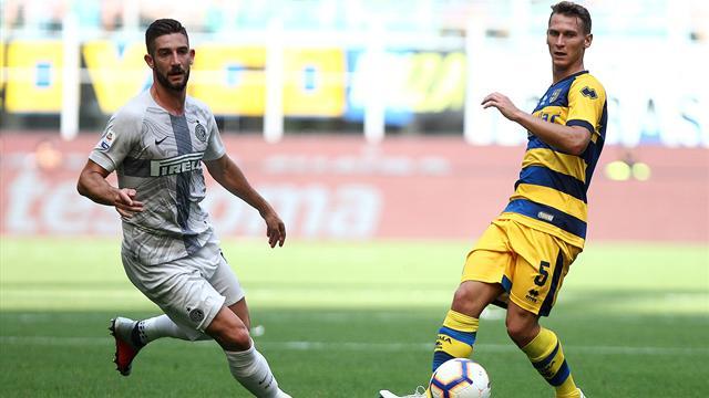 Le pagelle di Inter-Parma 0-1: male Gagliardini, Perisic sprecone, bene Gervinho