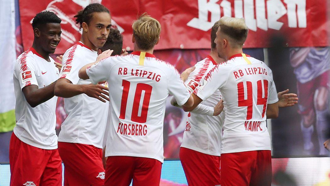 Europa League Rb Leipzig Red Bull Salzburg Jetzt Live Im Tv Und
