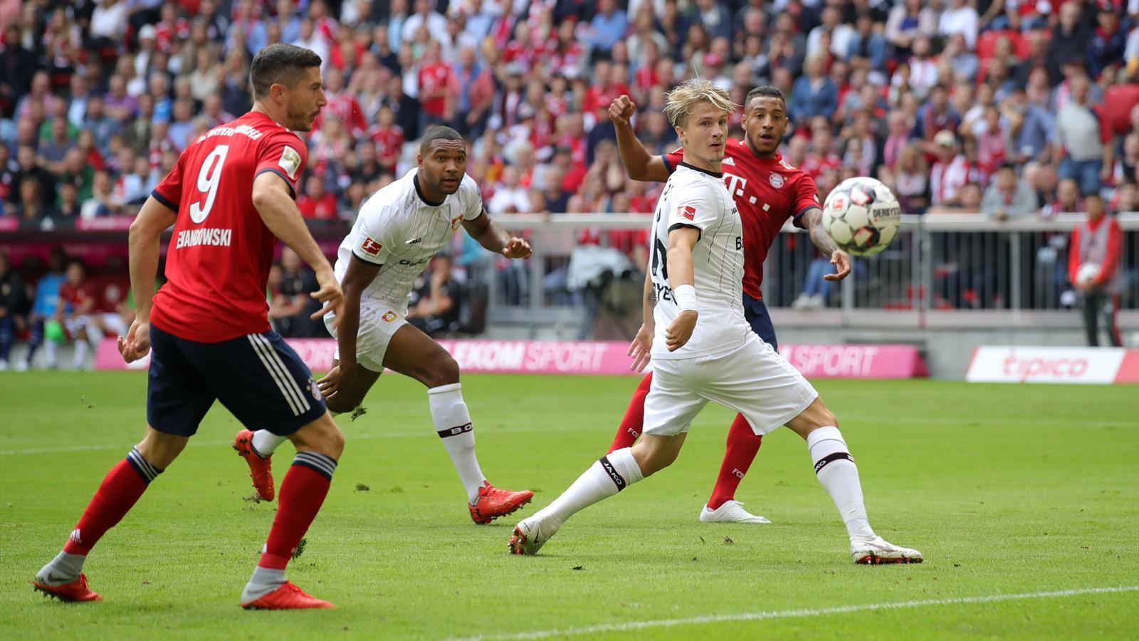 Fc Bayern Leverkusen 2021