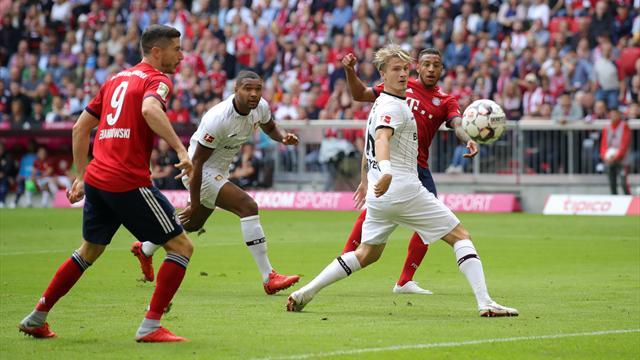 Le Bayern poursuit son sans-faute, Leipzig décolle enfin