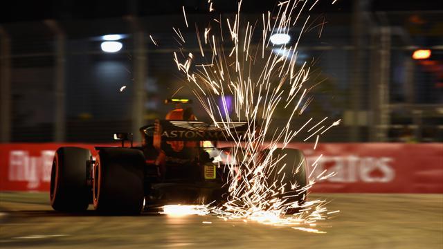 Pole, Verstappen, boules roses, voiture de sécurité : le Grand Prix en questions