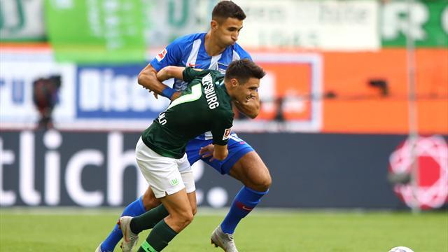 Furiose Nachspielzeit! Mehmedi verdirbt die Hertha-Party