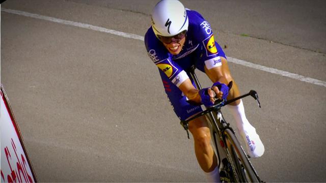 Enric Mas, il futuro della Spagna nelle corse a tappe. E qualcuno lo paragona già a Contador
