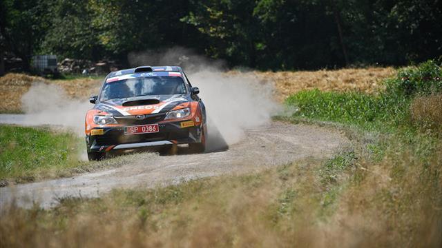 Le Subaru Poland Rally Team de retour en ERC avec le talent en devenir Słobodzian