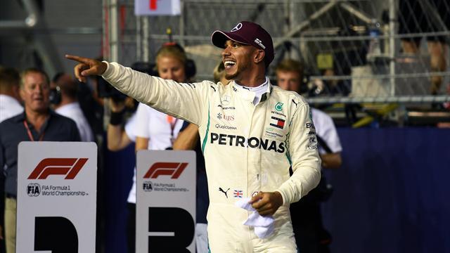 Hamilton, pole magique