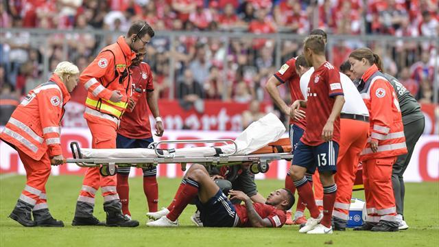 Bestätigt: Bayerns Weltmeister Tolisso erleidet Kreuzbandriss