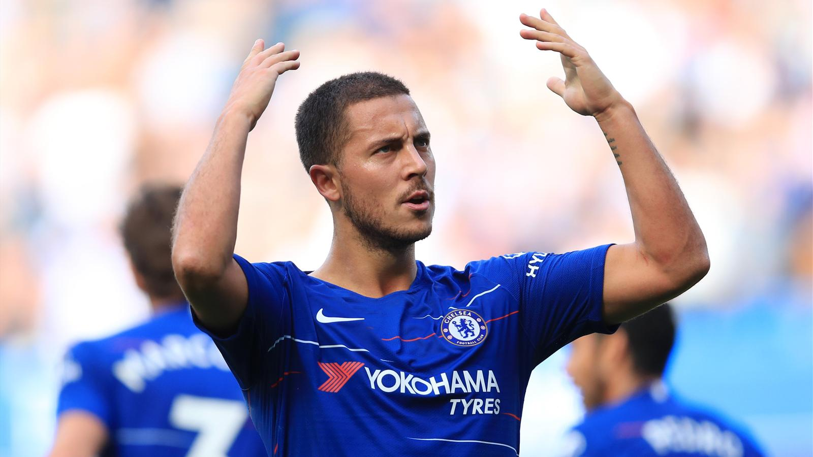 Eden Hazard misses Chelsea trip to PAOK