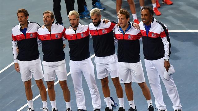 Coupe Davis - Benneteau et Mahut ont bouclé la boucle !