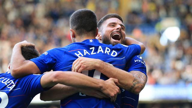 Chelsea inarrêtable, City et Arsenal assurent